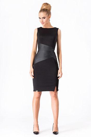 4c47bdf12d Sukienki plus size - wyszczuplajace fasony
