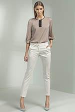 spodnie rurki damskie