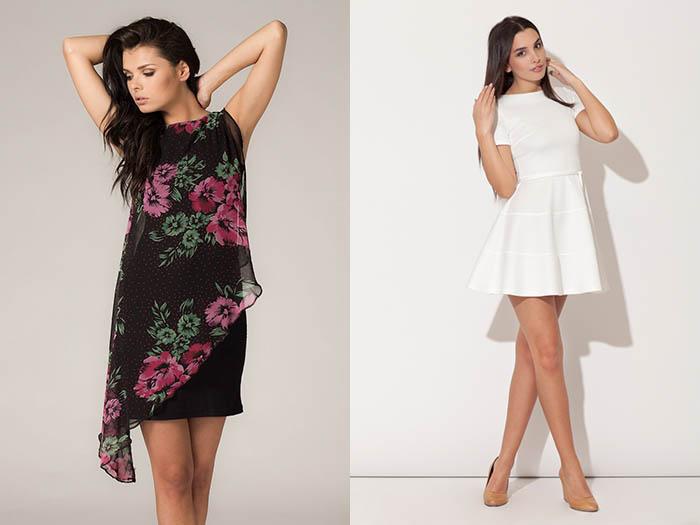 64614ba734 Na nieformalne okazje przyda się bawełniana sukienko-tunika w uniwersalnym  kolorze. Założycie ją na spacer