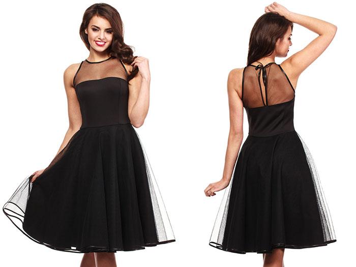 bc485bc9dc Czy wypada ubrać małą czarną na wesele