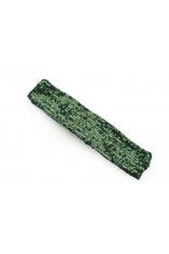 Opaska Wyszywana Cekinami - Zielona