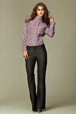 Jeansowe Spodnie w Kolorze Czarnym