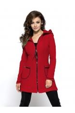 Czerwony Płaszcz z Kapturem