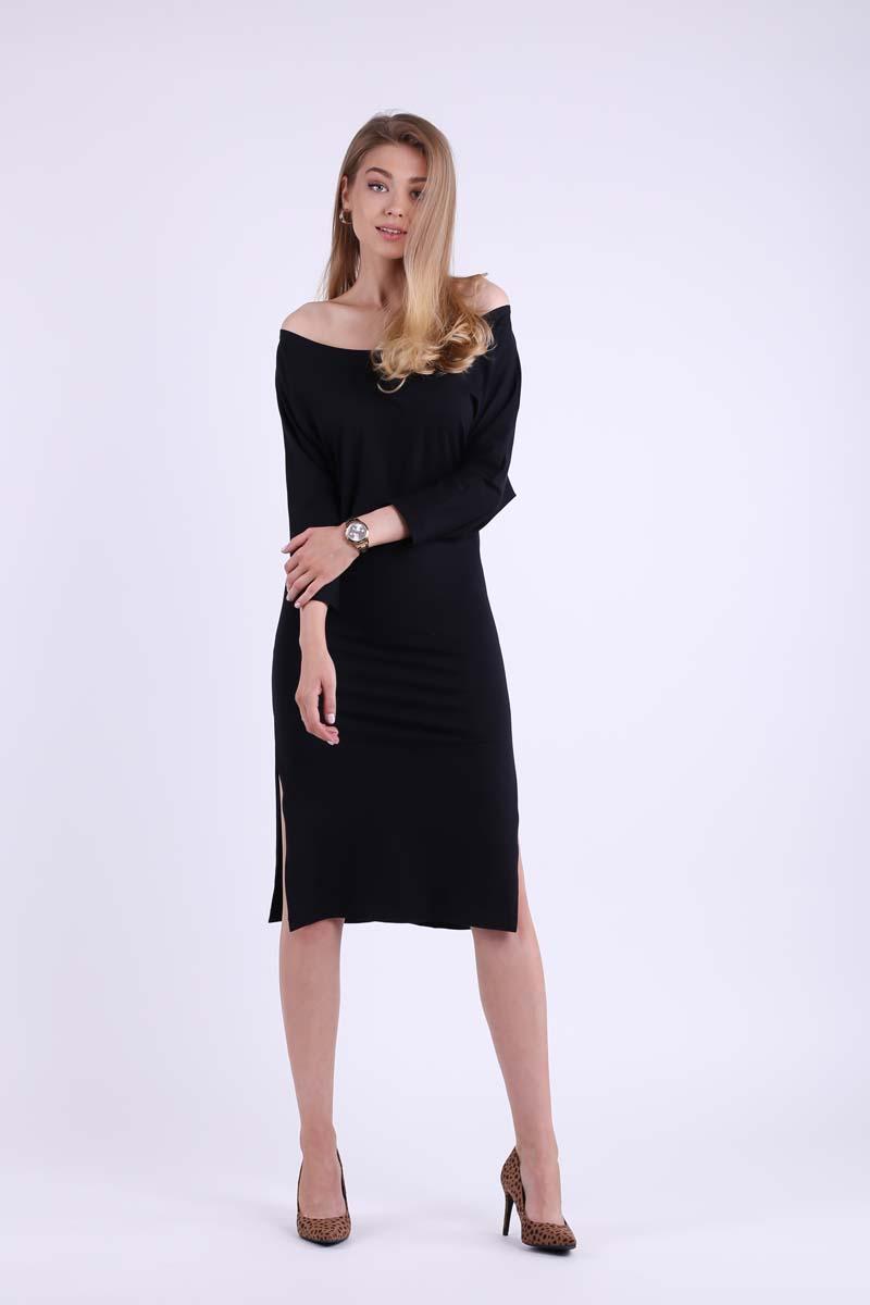 Czarna sukienka klasyczne fasony do 75% taniej | Zalando