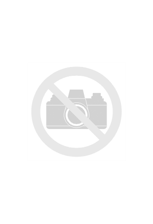 Niebieskie Spodnie 7/8 w Kratę